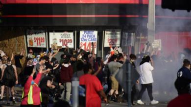 Photo of Масові протести у США: в Портленді ввели надзвичайний стан