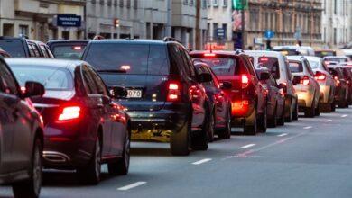 Photo of Затори у Києві 8 балів: яка ситуація на дорогах 24 червня (КАРТА)