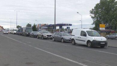 Photo of Ускладнений рух на центральних проспектах – ситуація на дорогах Києва 11 вересня