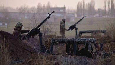 Photo of На Донбасі один український військовий отримав поранення