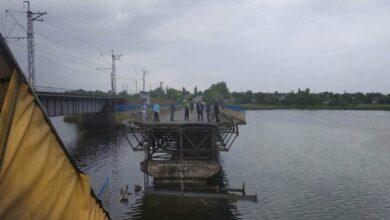 Photo of Міст під Дніпром упав під занадто великою вагою вантажівки – ОДА