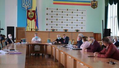 Photo of Відбулось засідання міської комісії ТЕБ та НС