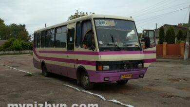 Photo of Міжміські автобуси вже курсують з Ніжина, а на міські ще чекаємо
