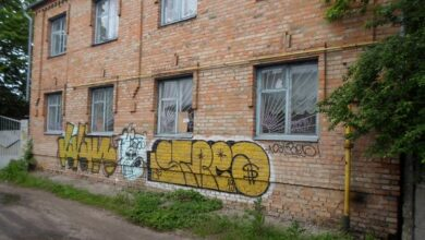 Photo of Вуличне мистецтво чи деградація? Ніжин, вандали і графіті
