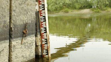 Photo of На скільки піднявся рівень води у Десні?