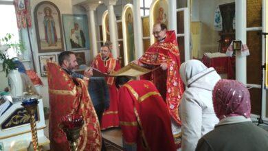 Photo of Свято Віддання Пасхи у Ніжині. Фото