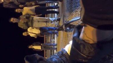 Photo of Лише опіки й синці: байкерка зняла своє падіння на швидкості 190 км/год