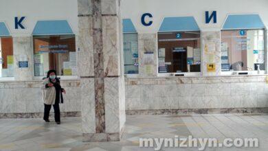 Photo of Залізничний вокзал у Ніжині вже працює: коли пустять приміські електрички?