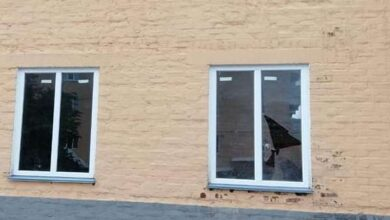 Photo of В одному з сміттєприймальних пунктів Ніжина розтрощили вікно
