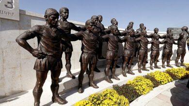 Photo of У Вірменії вкрали статуї футболіста Симоняна та ще трьох тренерів