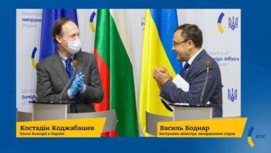 Photo of Болгарія передала Україні допомогу для ліквідації Covid-19