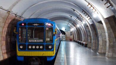 Photo of У метро Києва обмежуватимуть вхід для пасажирів у години пік