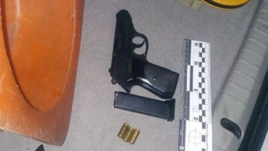Photo of У київській маршрутці п'яний чоловік погрожував пасажирам пістолетом