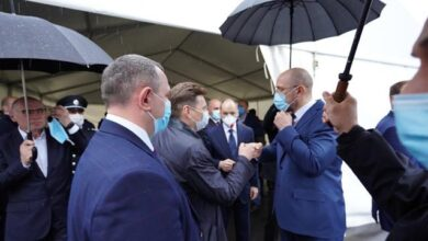 Photo of Шмигаль та Степанов відвідали завод-фракціонатор Biopharma під час поїздки у Білу Церкву