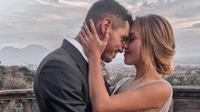 Photo of Зібралися найближчі: Микита Добринін і Даша Квіткова зіграли весілля