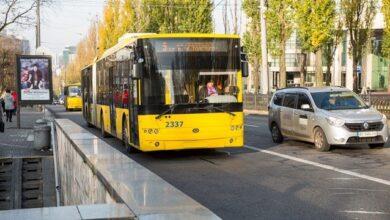 Photo of Запуск транспорту в Києві: з 23 травня низку маршрутів змінено (КАРТА)
