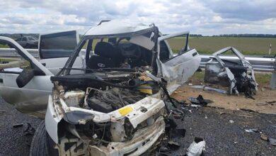 Photo of Масштабна ДТП на Черкащині – четверо загиблих і троє травмованих