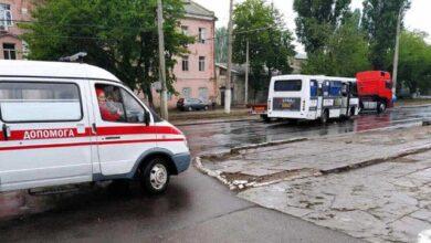 Photo of В Одесі маршрутка на смерть збила чоловіка на пішохідному переході