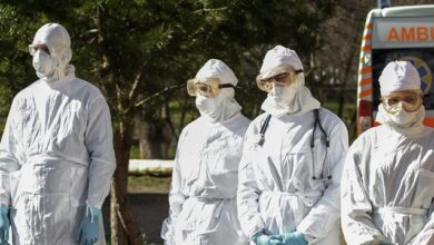 Photo of Скільки медиків в Україні захворіли на Covid-19 – статистика за регіонами