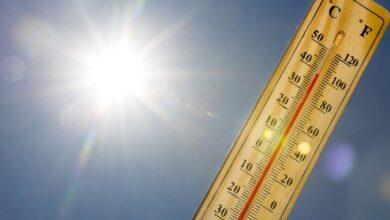 Photo of Повертається спека: погода в Україні на 30 серпня (КАРТА)