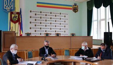Photo of Відбулось засідання комісії ТЕБ та НС. Третій етап карантинних послаблень