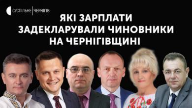 Photo of Хто з чиновників на Чернігівщині отримує найбільшу зарплату?