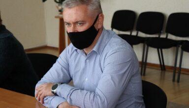Photo of Щотижнева нарада з керівниками медичних закладів міста