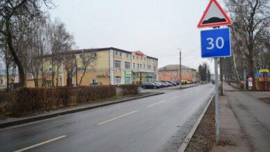 """Photo of На одній із вулиць Ніжина """"назріває"""" капітальний ремонт тротуарів"""