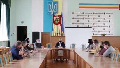 Photo of Міський голова Анатолій Лінник зустрівся із редакторами місцевих ЗМІ