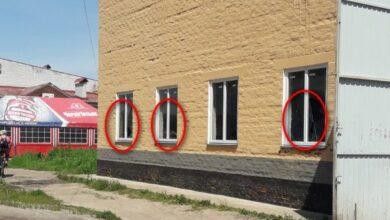 Photo of У Ніжині звову побили вікна у пункті прийому ТПВ