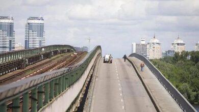 """Photo of """"Мінеру"""" мосту Метро в Києві оголошено підозру – йому загрожує 8 років"""