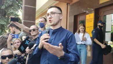 Photo of Суд залишив Стерненка під цілодобовим домашнім арештом