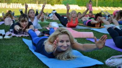 Photo of Всесвітній день йоги: ніжинців запрошують до святкування