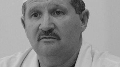 Photo of Начальник військового госпіталю у Львові помер від коронавірусу