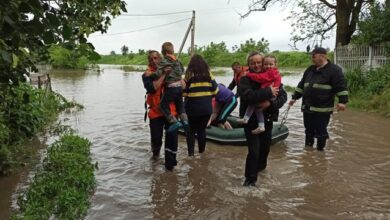 Photo of Негода в Україні: чотирьом областям загрожують паводки