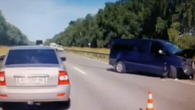 Photo of Аварія біля Зрубу: водій загинув, двоє людей травмовані. Відео