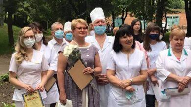 Photo of Медпрацівників Ніжинщини привітали з професійним святом