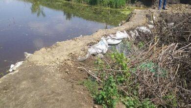 Photo of Русло річки засипали землею та поліетиленовою плівкою: хто відповість?