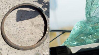 Photo of Деталь з колеса вантажівки ймовірно вбила водія ВАЗа на Ніжинщині