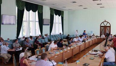 Photo of Чергове 75 засідання сесії міської ради