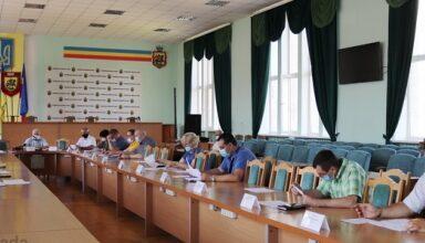 Photo of Відбулось чергове засідання виконавчого комітету