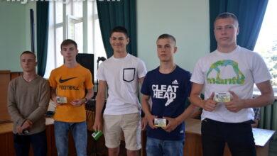 Photo of П'ять ніжинців отримали посвідчення кандидатів у майстри спорту. Фото