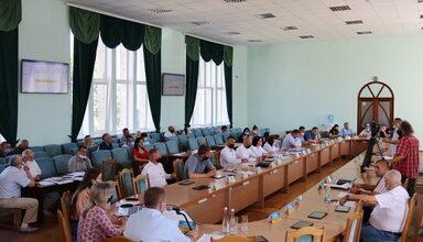 Photo of Продовжено роботу засідання 75 сесії міської ради