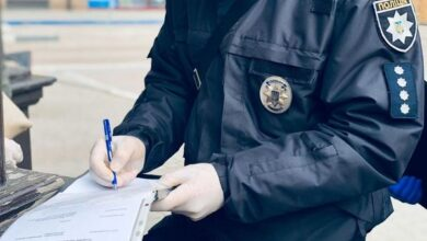 Photo of У Ніжині поліція за порушення карантину склала 3 протоколи