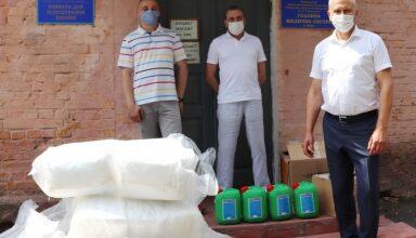 Photo of Міська лікарня отримала благодійну допомогу від БФ «Відродження» та Представництва ЄС