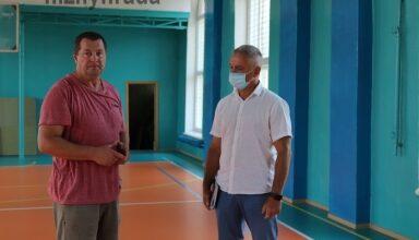 Photo of Міський голова Анатолій Лінник провів робочу нараду в КДЮСШ