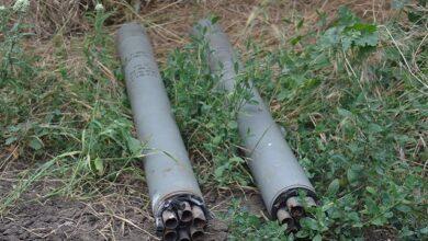 Photo of Бойовики на Донбасі використали некеровані авіаційні ракети