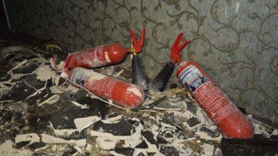 Photo of У Дніпрі в студентському гуртожитку спалахнула кімната