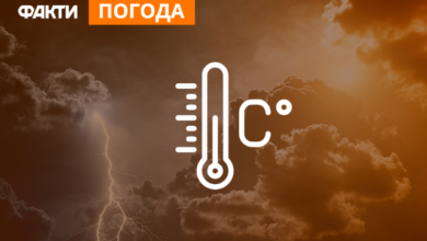 Photo of Погода в Україні на 8 серпня (КАРТА)