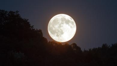 Photo of Повний місяць у вересні 2020 року: дата і що не можна робити